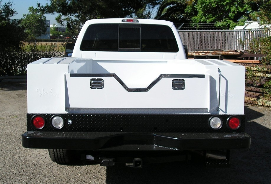 Trailering Body Harrold Ford Trucks Sacramento CA
