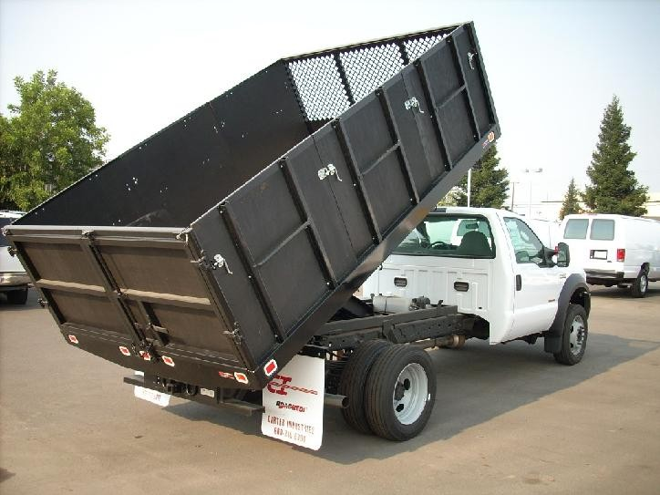 Flatbed / Stakebed Body